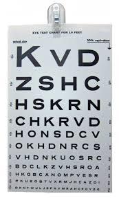 Eye Chart Actual Size Amazon Com Snellen Illuminated Eye Test Chart For Eye Test