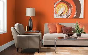 ... Living Room, Behr Virtual Paint A Room Fresh Tangerines Living Room  Colors With Accent Wall ...