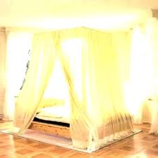 bed bath and beyond canopy bed curtains – herbk.co