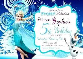 Frozen Party Invite Wording Cakeandmore