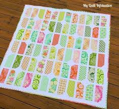 3 Easy Ways to Make a Queen-Size Quilt | Fat quarter quilt, Fat ... & Find this Pin and more on Modern Quilt fascination by sewsis12. chapel  glass fat quarter ... Adamdwight.com