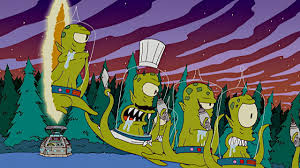 The Simpsons GIF  Find U0026 Share On GIPHYSimpsons Treehouse Of Horror Xviii