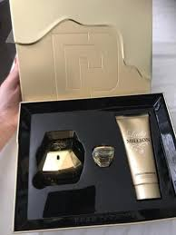 pack robanne lady million 80ml gift set