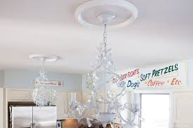 how to replace recessed lights with a pendant conversion kit