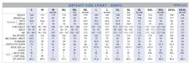 Us Divers Size Chart Us Divers Size Chart Best Picture Of Chart Anyimage Org