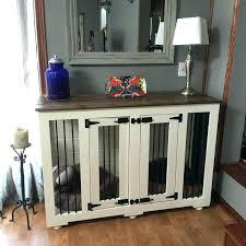 dog crate furniture diy dog crate furniture alluring dog crates that look like furniture and best