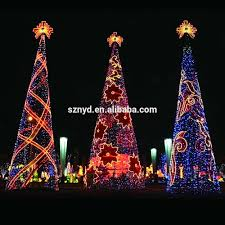 For Outdoor Decorations 57 Stunning Outdoor Lighted Christmas Tree Decoration Tylersweather