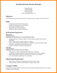 Qualification Sample For Resume 10 Resume Qualification Examples Resume Samples