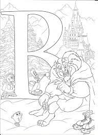 First, click on the image to see it full size, then press control and the letter p on your keyboard to print it! Disney Abc Coloring Pages Abc Coloring Disney Coloring Sheets