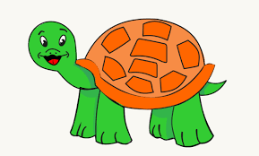 Small Picture How to Draw a Turtle Easy Step by Step Drawing Guides