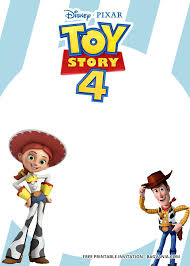 How To Make Printable Invitations Free Printable Toy Story 4 With Photo Invitation Templates