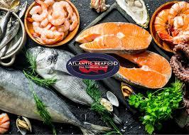 Atlantic Seafood - Shoreline Menus