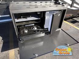jayco seismic fifth wheel toy hauler outdoor kitchen