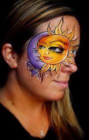 captcha face painting designs