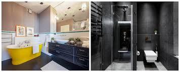 gray bathroom designs. Bathroom Designs 2018, Gray Design, Yellow Design