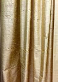 gold curtain curtains silk curtain panels silk ds dry window treatments