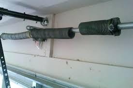 replacing garage door spring how to replace garage door springs extraordinary replacement service replacing torsion spring