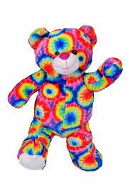 Teddy Mountain Make Your Own Rainbow Bear Kit From Nebraska By Teddy