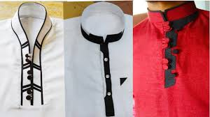 latest kurta <b>style</b> for <b>boys</b>/Latest men's kurta <b>design</b> collection 2018 ...