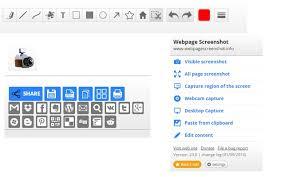 Capturador de Páginas Web-Screenshot Extension