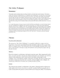 essay on the yellow co yellow analysis essay the setting