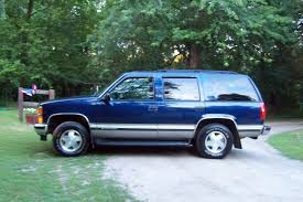 Tahoe » 1998 Chevy Tahoe Parts - Old Chevy Photos Collection, All ...