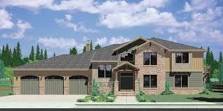 Single Family House Plans Floor Plans Home Plans Portland NW Luxury House Plans  Craftsman house plans  bedroom house plans