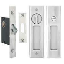 internal cavity sliding door hardware al woonv pocket door lock