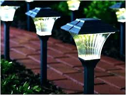 full size of solar powered yard lights home depot lawn flood outdoor garden kitchen magnificent pow