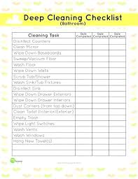 Bathroom Cleaning Schedule Awesome Restaurant Bathroom Cleaning Schedule Template Washroom Checklist