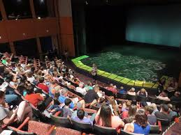 Mesa Ikeda Theater Seating Chart View From Top Row Nesbitt Elliott Playhouse Great Views