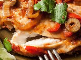 Recipe of Mexican Baked Fish