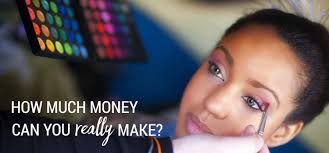 how much money can you really earn as a makeup artist it might surprise you makeup