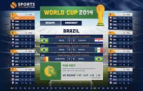 The Most Beautiful And Helpful World Cup Schedule You Apos