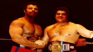 Florida Tag Team Title Match: Rocky Johnson & Pedro Morales (c) vs Ivan  Koloff & Mr. Saito (1977)