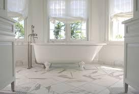 statuario marble bathroom