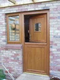 image result for light oak upvc barn door frames porte de chalet portes de garage