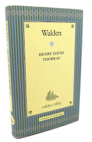 rare book cellar rare out of print books walden henry david thoreau