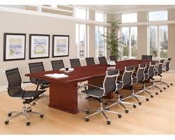 DMI Marquis Conference Table English Cherry