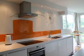 Kitchen Splashbacks Bespoke Glass Splashbacks Instantly Brighten Up Your Kitchen