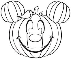 Free Disney Halloween Coloring Pages Farmhouse Glam Halloween