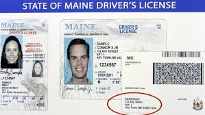 Id Compliance Maine Real Wgme Bill Senate Approves