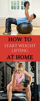 weight training planning how to weight lift at home weightlifting routine and gym