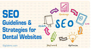 dental web marketing seo guidelines and strategies for dental websites big oak