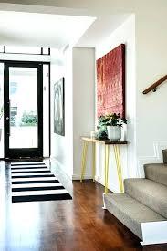 front door rugs entry stunning runner rug inside