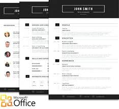 Catchy Resume Templates Free Resume Template Resume Definition ...