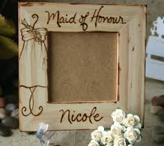 gifts for maid of honor from bride maid of honor honour sentimental wedding gift personalized with your