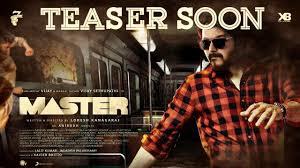 Master Movie Teaser & Trailer Update ...