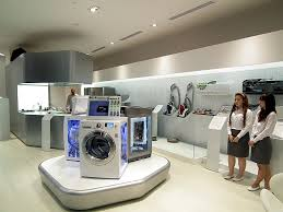 The Kitchen Appliance Store Samsung Brings Innovation To The Home Appliance Aisle With Kitchen