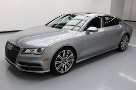 audi a7 blacked out. 2013 audi a7 30t quattro prestige awd sunroof nav 43k audi blacked out